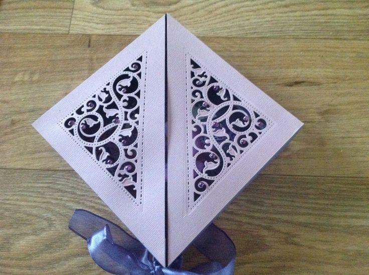 Spellbinders box