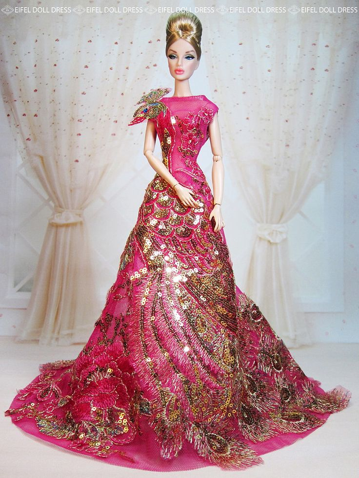 Check out the new dress on my eBay shop :)  http://www.ebay.com/usr/eifeldolldress | by eifel85, eifel doll dress