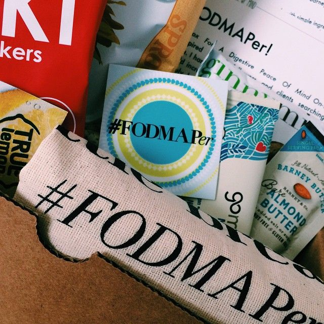 Are you a #FODMAPer on the run? My new on-the-go box for a digestive peace of mind features my favorite food companions for traveling & more! now available for preorder on katescarlata.com #foradigestivepeaceofmind #lowfodmap #glutenfree