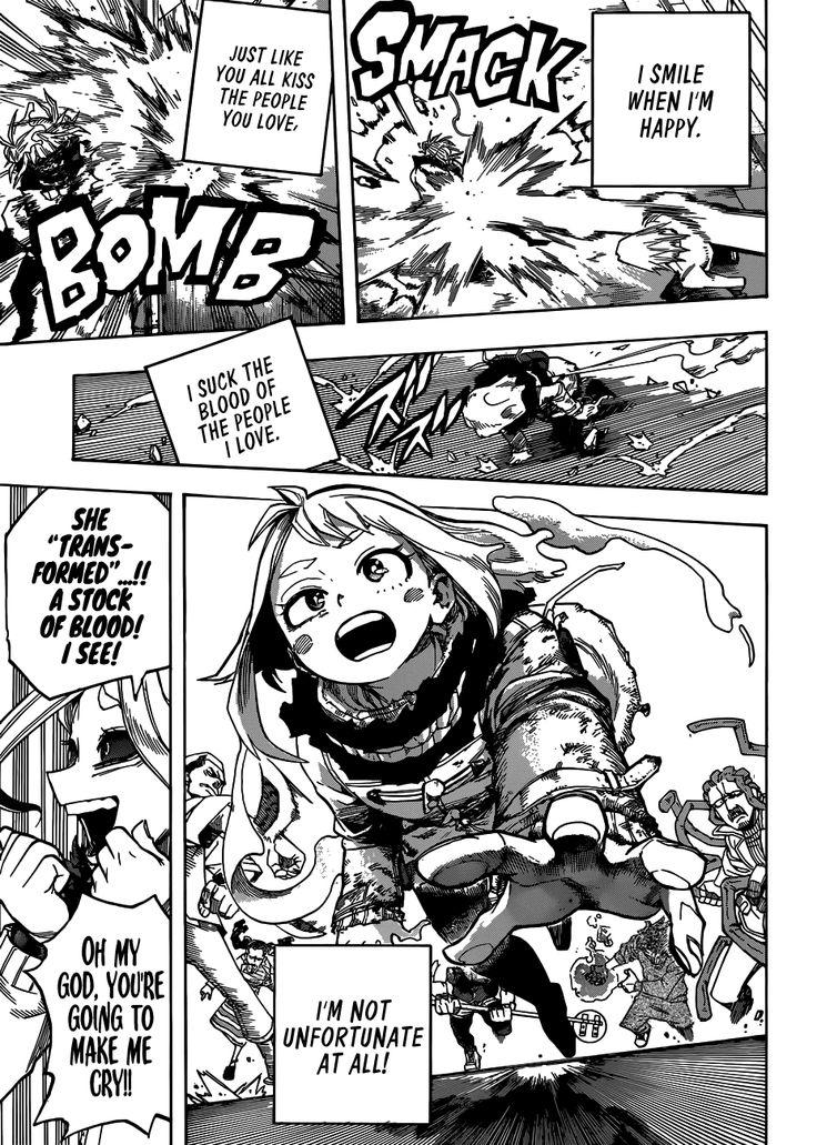 Boku No Hero Academia, Chapter 226 - Boku No Hero Academia ...