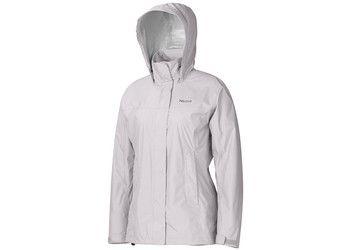 Marmot Precip NANO Womens Waterproof Rain Jacket Platinum