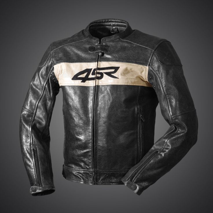 Hooligan leather jacket
