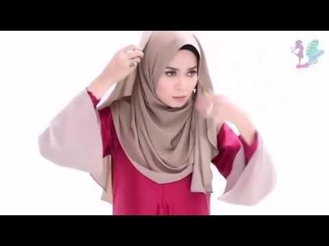 Tutorial Hijab | Hijab Tutorial 2017 | cara hijab pashmina | Hijab Tutorial Step By Step #5