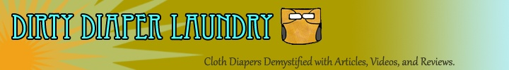 Dirty Diaper Laundry - great informative site for those looking to cloth diaper or who are in the thick of it