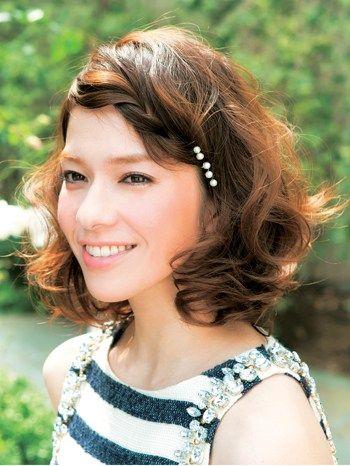 簡単!ゆるさがかわいい♡前髪の簡単・かわいいヘアアレンジまとめ