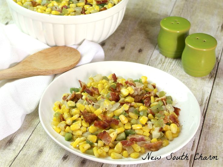 For me the side dish is justas important as the main dish. In fact, I really think that a great side dish like this recipe for Skillet Fried Corn can take even a simple dinner over the top. There is really no way you won't love Skillet Fried Corn but just in case you need …