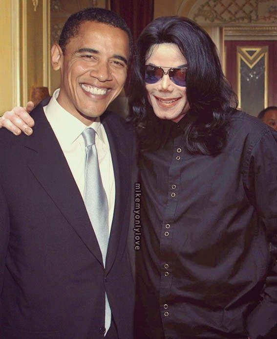 "1,429 Likes, 46 Comments - Jola Paris❤x78x3x4x4 (@mikemyonlylove) on Instagram: ""Finally Obama has photo with Jackson [Paris ❤ liked] Presidents of USA loved MJ @michaeljackson…"""