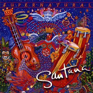 Supernatural (Santana album) - Wikipedia, the free encyclopedia