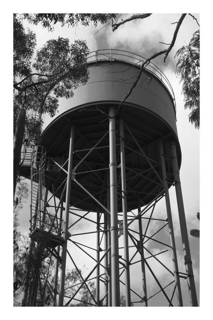 Hornsby Heights Water Tower (ws0207 or ws0285)