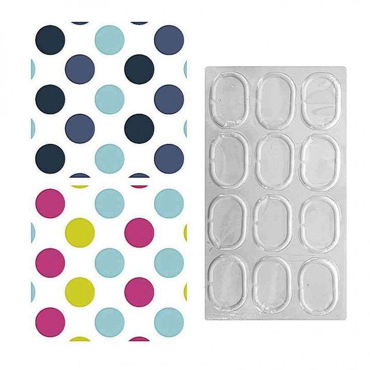 17 Best Ideas About Polka Dot Bathroom On Pinterest