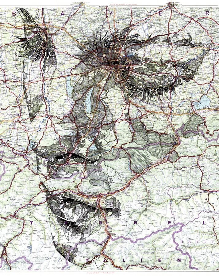 ed fairburn | human geographies.