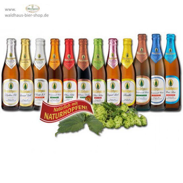 Kasten Waldhaus Bier (24 x 0,33l)