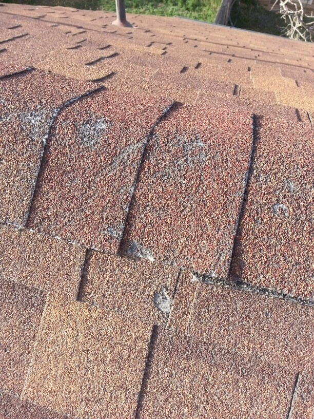1000 Images About What Does Roof Damage Look Like On