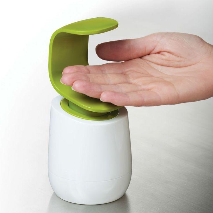 英国JOSEPH正品 C型手背按压洗手液瓶 皂液器 沐浴露洗洁精分装瓶-淘宝网
