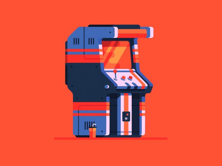 The funkiest arcade in the funkiest part of town! Get on down! https://youtu.be/xF77Y1JLScc