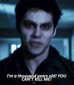 Void Stiles being so incredible!! S3b finale Tumblr