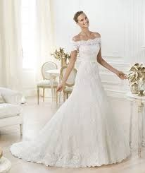 Second hand vintage lace wedding dresses