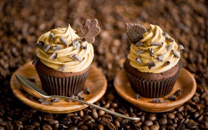 kaffe muffins rezeptideen dessert ideen