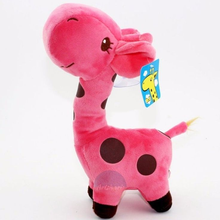 Giraffe Plush Toys Soft Cute Animal Doll Baby 2+ Kids Birthday Cristmas Gift | eBay