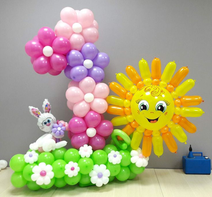 1028 best Balloon Decor images on Pinterest | Balloon decorations ...