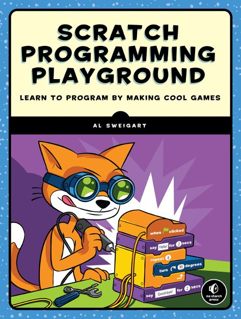 Scratch Programming Playground   No Starch Press