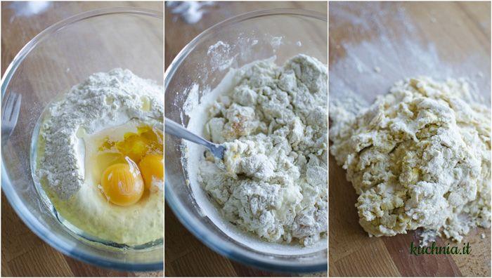 Przygotowanie domowego makaronu