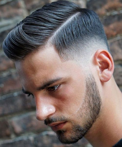 35 Best Side Part Haircuts Classic Hairstyles For Modern Gentlemen