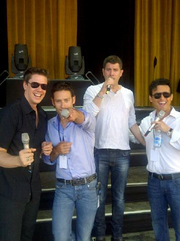 Soundcheck - il-divo Photo