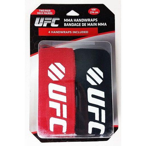 """UFC Handwraps 2 pack 108"""" approx 2.5 meter #ufc #handwrap #wraps #vendas #boxeo #boxing #fightshop"""