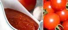 """Pastasaus van verse tomaten   Lekker Tafelen...misschien ook nog wat verse basilicum toevoegen..en zag in een ander recept gebruikt te maken van puntpaprika...zo krijg je weer een hele andere smaak variant op het basisrecept...ik zou persoonlijk niet gebruik maken van de tomatenpuree (omdat deze toch weer additieven bevat en de saus """"minder vers"""" maakt)"""