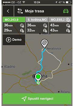#gps #navigace #vanoce2014 #darek #mediatel #aplikace Navigace NACESTY - NA CESTY_planovani
