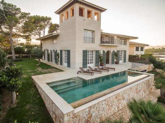 #luxury #villa in Mal-Pas-Bonaire #mallorca
