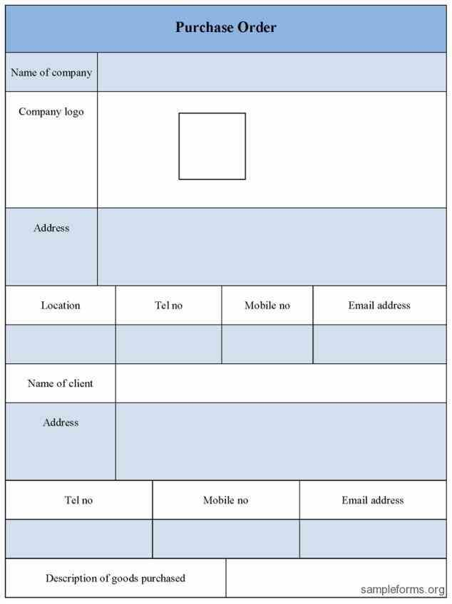 40 best Order form images on Pinterest Templates - Purchase Order Agreement Template