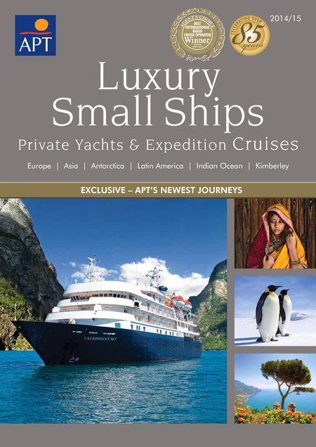 APT-Luxury Small Ships