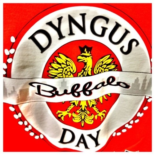Happy Dyngus Day!  Looking forward to another fun Dyngus celebration -- stolat!