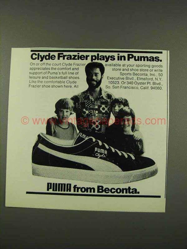 1973 puma clyde