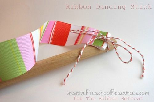 Ribbon Dancing Stick tutorial. Perfect for preschoolers (and moms too)!: Birthday Parties, Dance Ribbons, Diy Tutorials, Dance Class, Ribbons Sticks, Sticks Tutorials, Birthday Ideas, Ribbons Dance, Dance Sticks