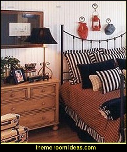 Train Themed Bedroom Decor Ideas - Home Decor - Interior Design