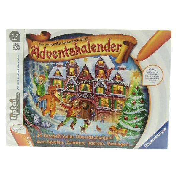 Ravensburger Tiptoi Adventskalender - ohne Stift