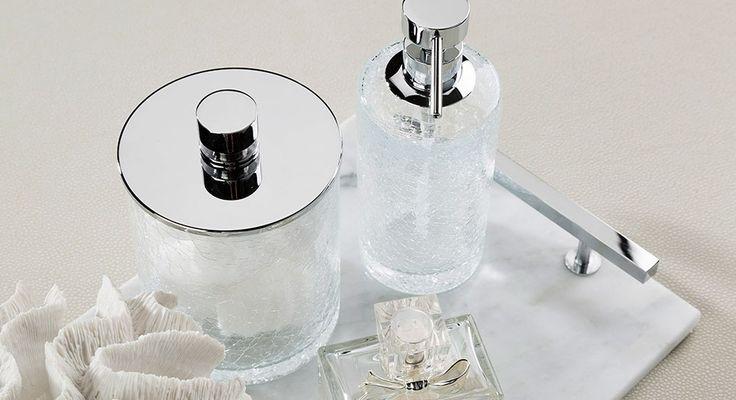 Buy Luxury & Designer Bathroom Decor Online at LuxDeco, luxury bathroom towels, high end bath robes and dressing gowns, contemporary bath mats, modern bathroom furnishings