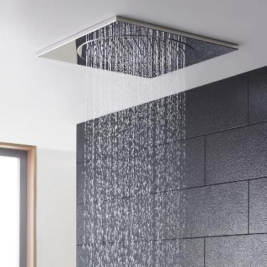 Tile Bathroom Ceiling Pictures best 25+ ceiling shower head ideas on pinterest | rain shower