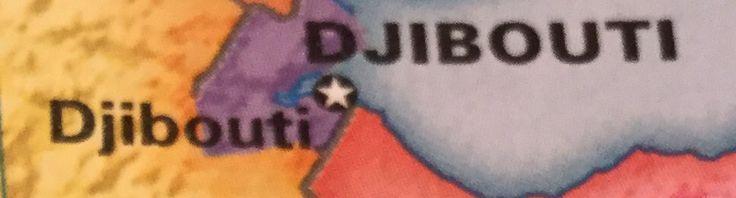 Creative thinking for a capital name Djibouti. (Djibouti is pronounced Ji-booty, )