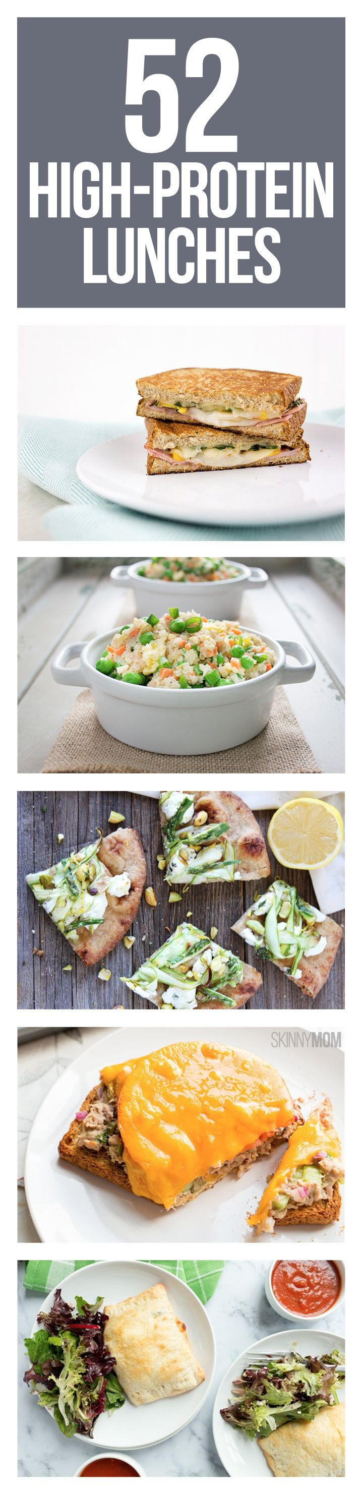 Fuel up with these lunches!