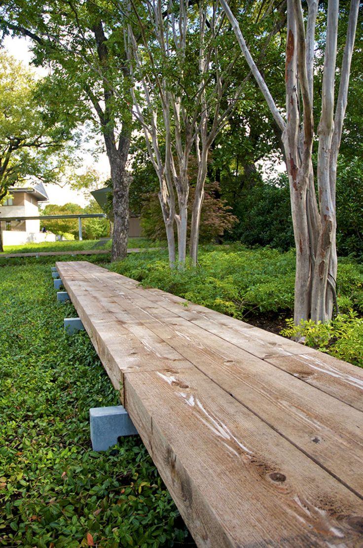 Wood Plank Walkway : Oresundsborg igen let løsning kunne være et simpelt