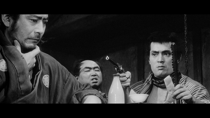 Risultati immagini per yojimbo gun