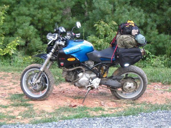 Ducati HYPER-STRADA