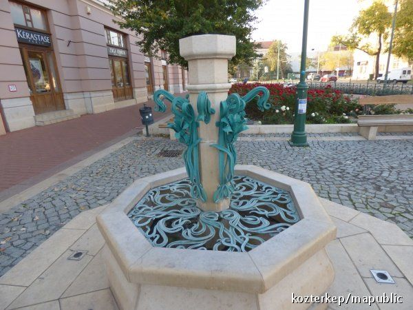 Drinking fountaine - Szeged, Hungary