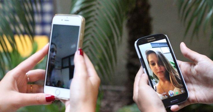 Como fazer ligações no Snapchat - EExpoNews