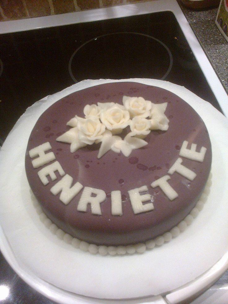 henriette kake