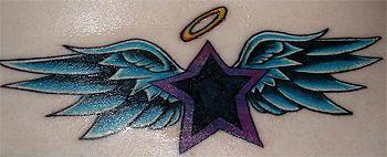star tattoos halo tattoo and tattoos pics on pinterest. Black Bedroom Furniture Sets. Home Design Ideas